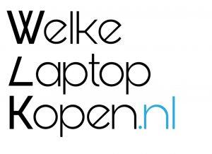 een laptop