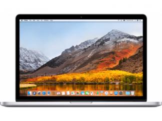 Apple MacBook Pro Retina 1