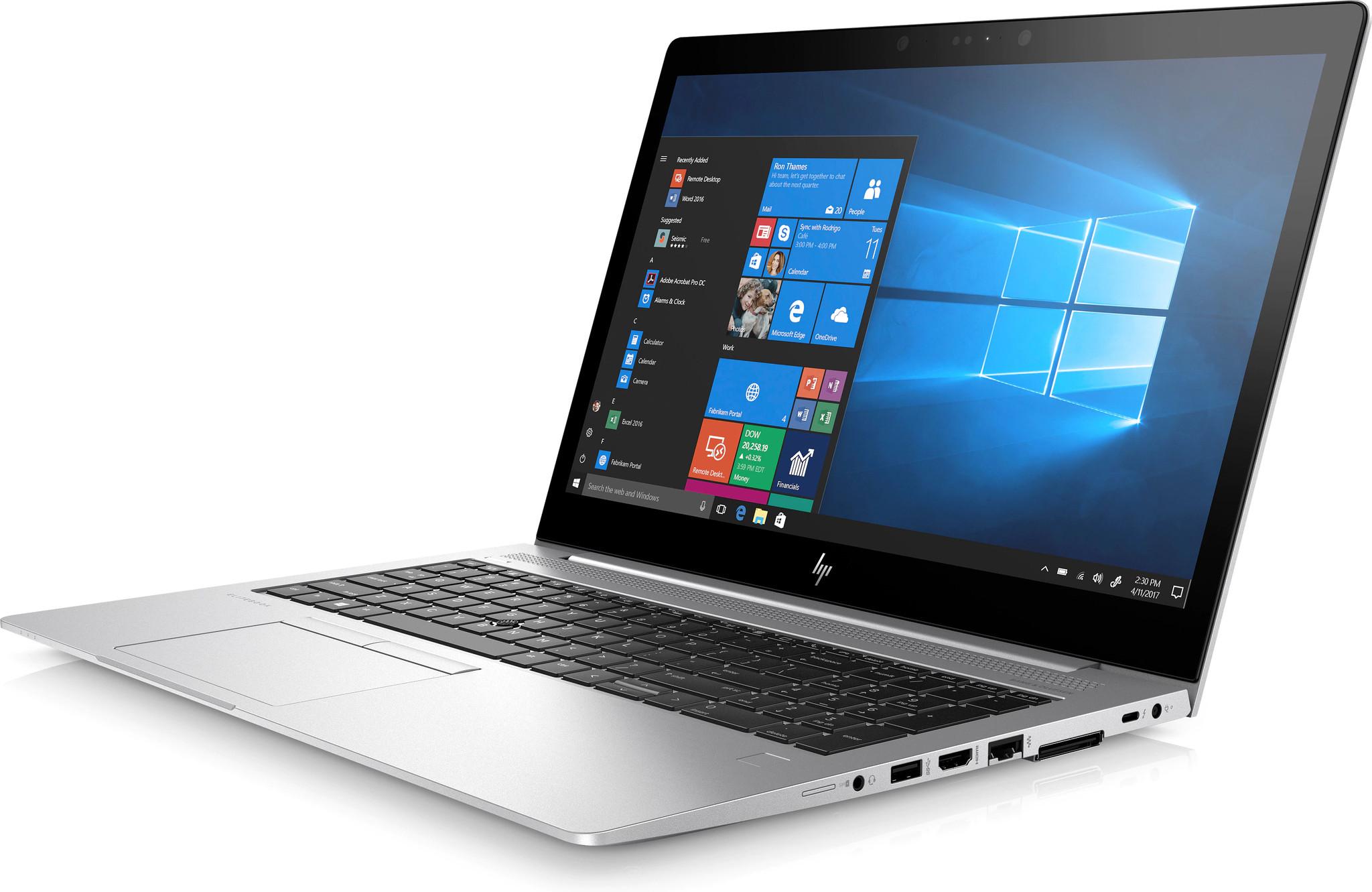 HP Elitebook 850 G5 i5-8gb-256ssd