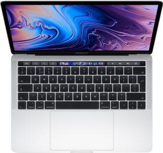 "Apple MacBook Pro 13"" Touch Bar (2019) MUHR2N/A Zilver"
