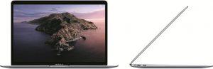 Apple MacBook Air (2020) 8/256GB 1,1GHz Space Gray