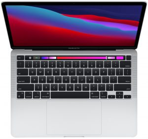 "Apple MacBook Pro 13"" (2020) MYDC2N/A Zilver"