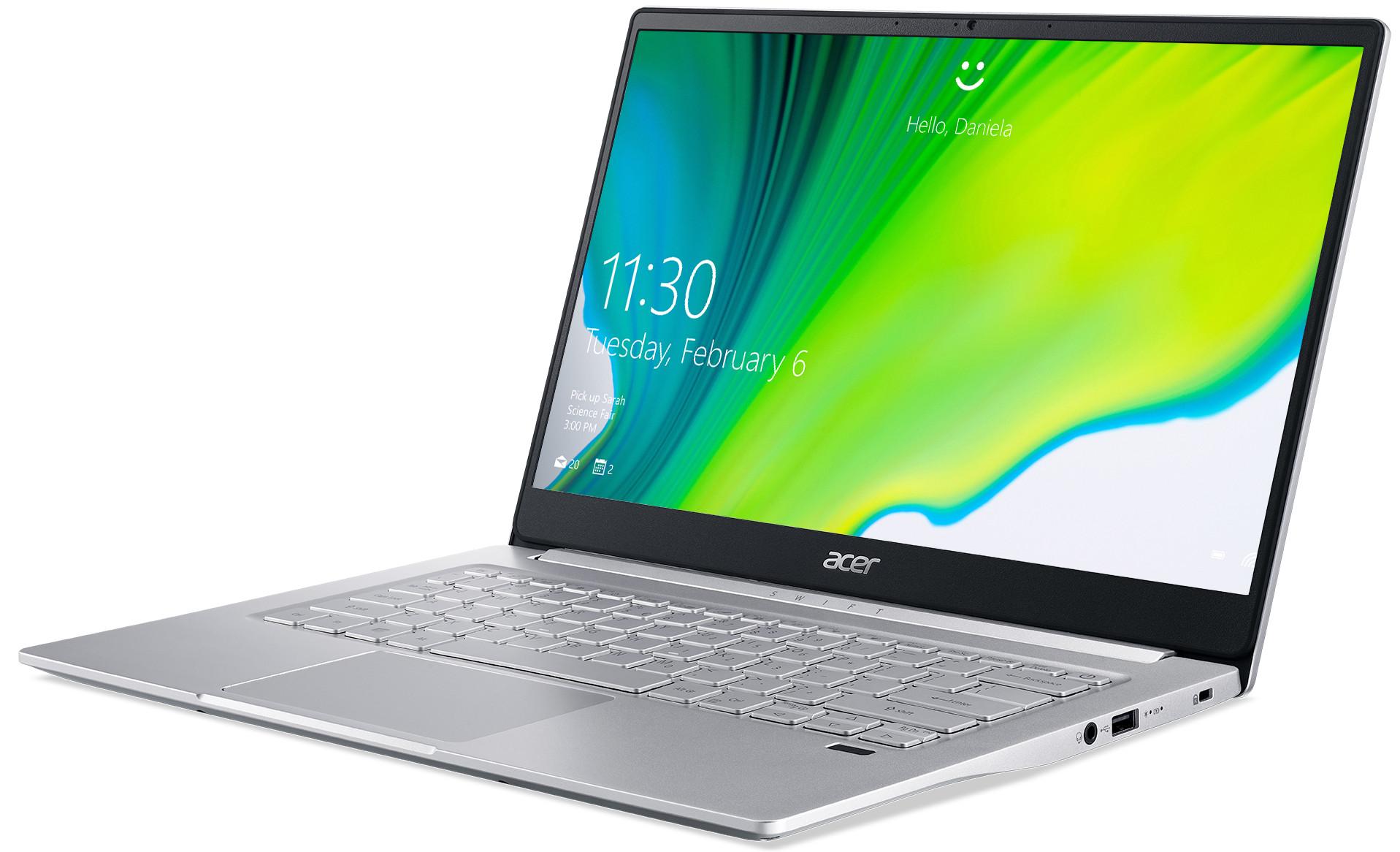 Acer Swift 3 SF314-59-734H