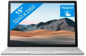 "Microsoft Surface Book 3 - 15"" - i7 - 16 GB - 256 GB FR Azerty"