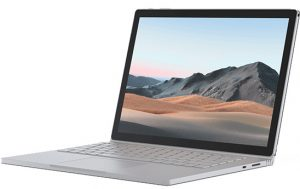 "Microsoft Surface Book 3 - 15"" - i7 - 16 GB - 256 GB"