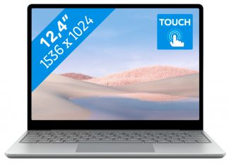 Microsoft Surface Laptop Go i5/8GB/128GB Platinum Azerty